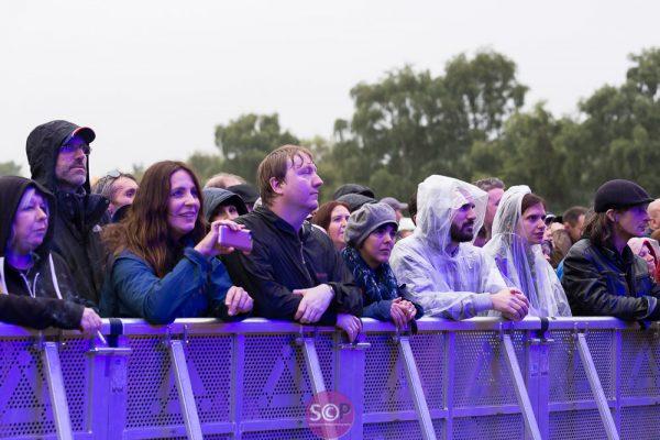 Doves crowd